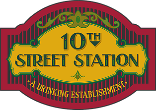 10th Street Station Logo