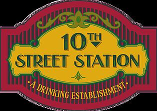10th Street Station Logo