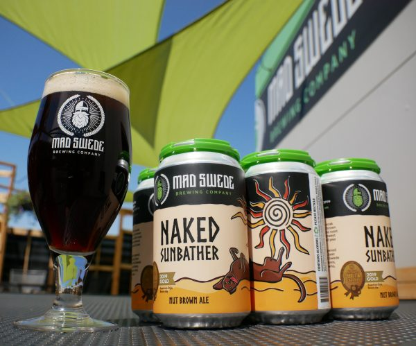 Naked Sunbather Nut Brown Ale