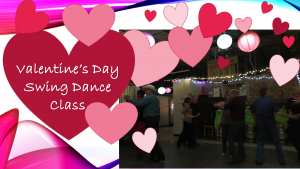 Valentine's Day Swing Dance Class