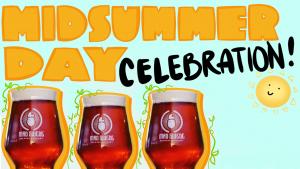 Midsummer Day Celebration at Mad Swede Brewing