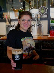 Beertender Kat