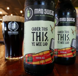 Caber Toss This, ye Wee Lad! Scotch Ale